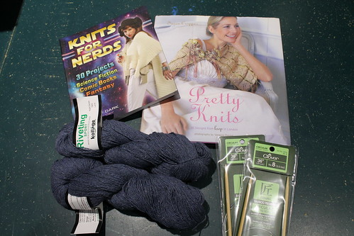 Knitting goodies
