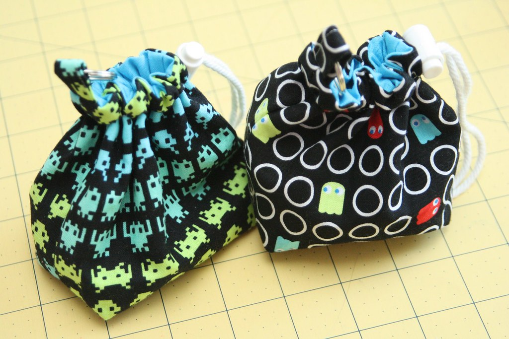 small pouches