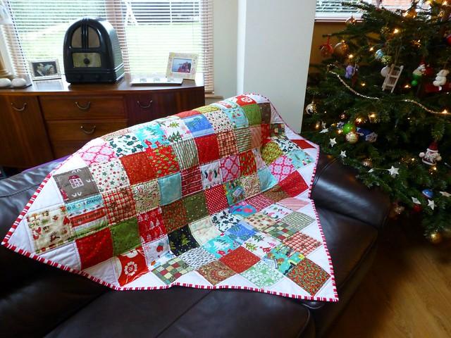 Christmas Quilt Dec12