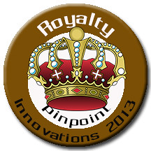 PinPoint Royalty Badge