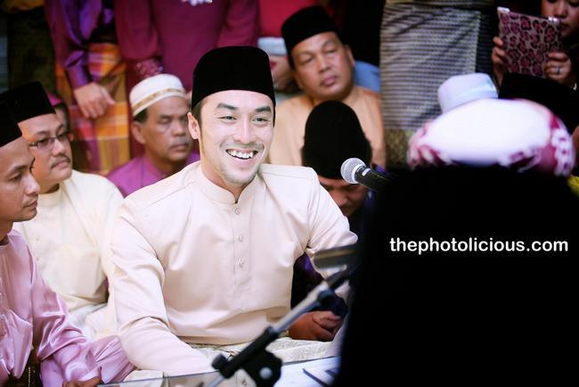 Majlis Nikah Apex Leuniey Kelantan