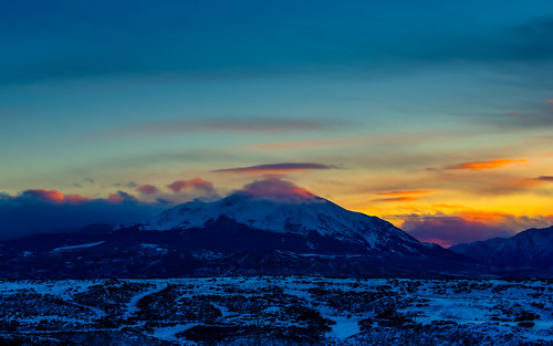 pictures winter sunset mountain snow beautiful clouds canon landscape photography colorado colorful december scenic peak aspen carbondale basalt 2012 roaringfork sopris mountsopris tobyharriman missouriheights