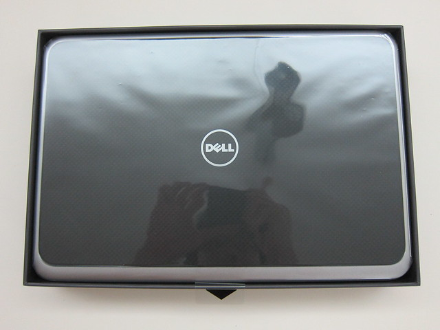 Dell XPS 12 - In Box