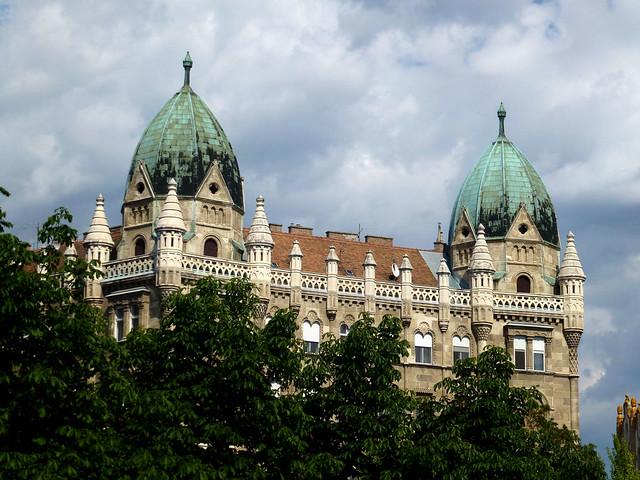 Budapest - jour 2 - 31 - Szabadság tér