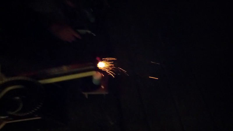 Safety fireworks launcher
