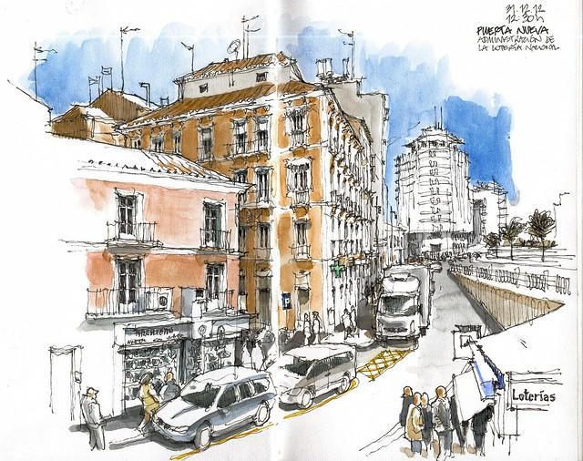 Málaga, Rampa de la Aurora