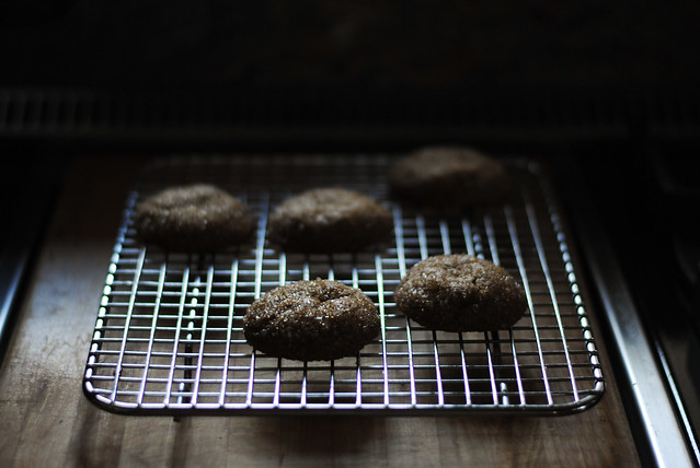 Best Soft Molasses Cookies