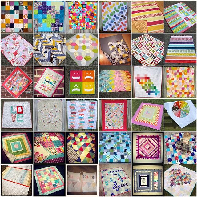 2012 quilts part 1