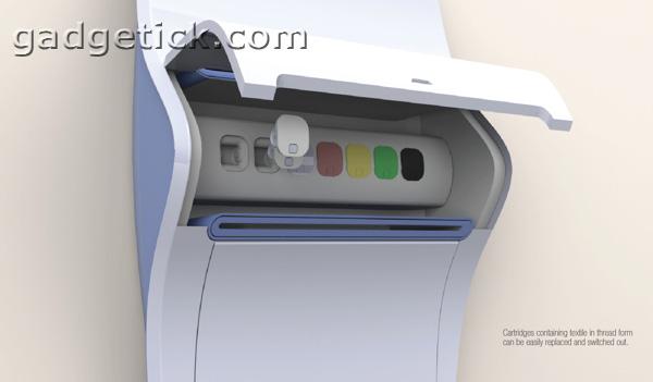 Принтер для печати одежды
