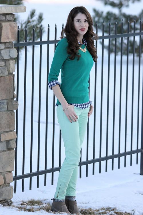 Winter Greens