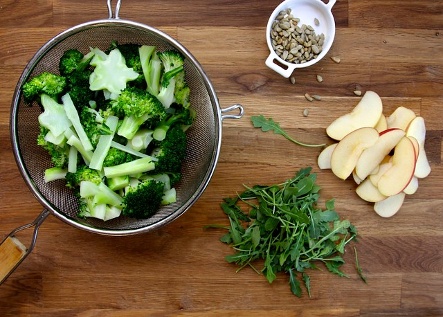 honey mustard broccoli salad