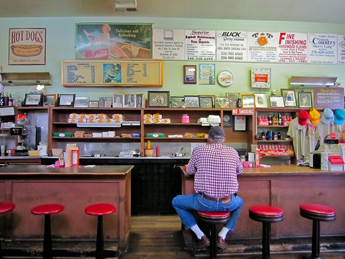 Skeeter's Lunch Counter Wytheville VA