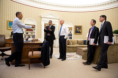 Year in Photographs 2012 by Pete Souza