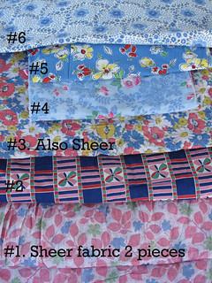 Vintage Fabrics #1