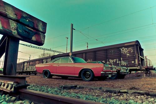 hinter den sieben gleisen by BiERLOS