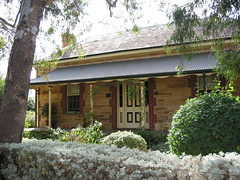 Cheesman home, Willunga, in 2005.