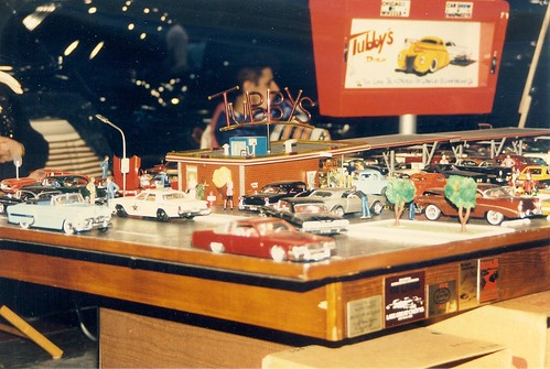 The Chicago Custom Auto Show at Mc Cormick Place.  Chicago Illinois.  February 1988. by Eddie from Chicago
