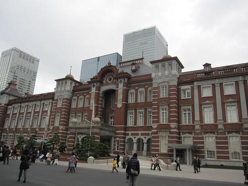東京駅  2012.1.5 by Poran111