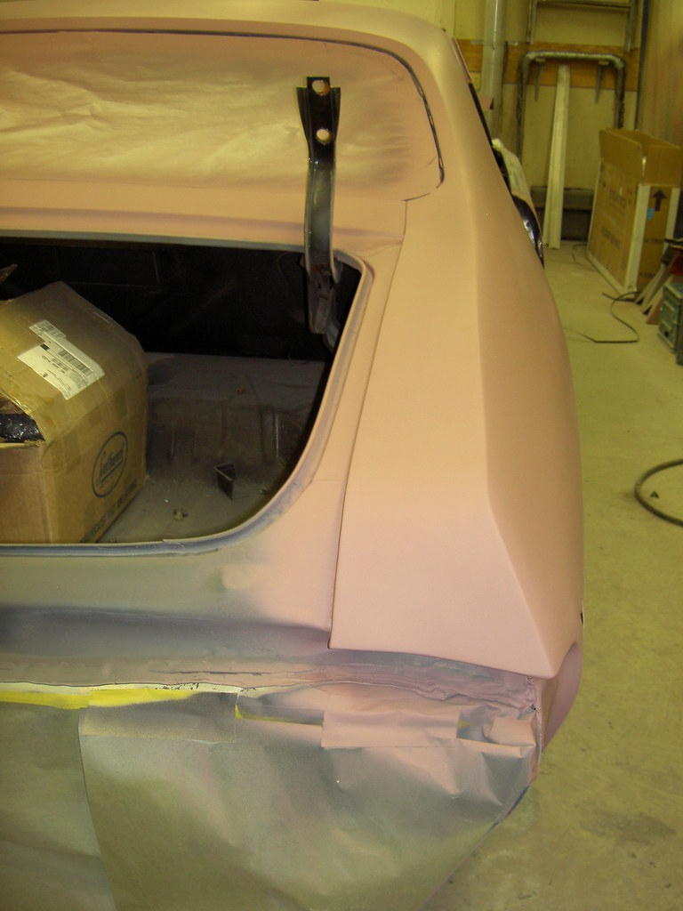 Update on my latest project - 68 GTO 8367640207_858b98cdef_b