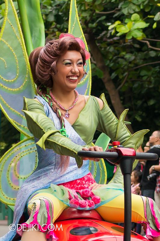The Magic of Pixie Dust - Fairies