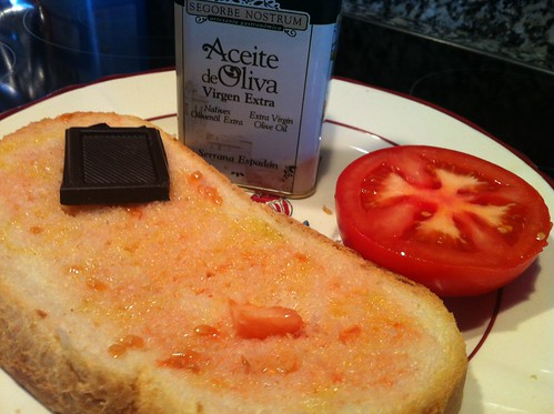 Segorbe Nostrum | Pan con tomate y chocolate