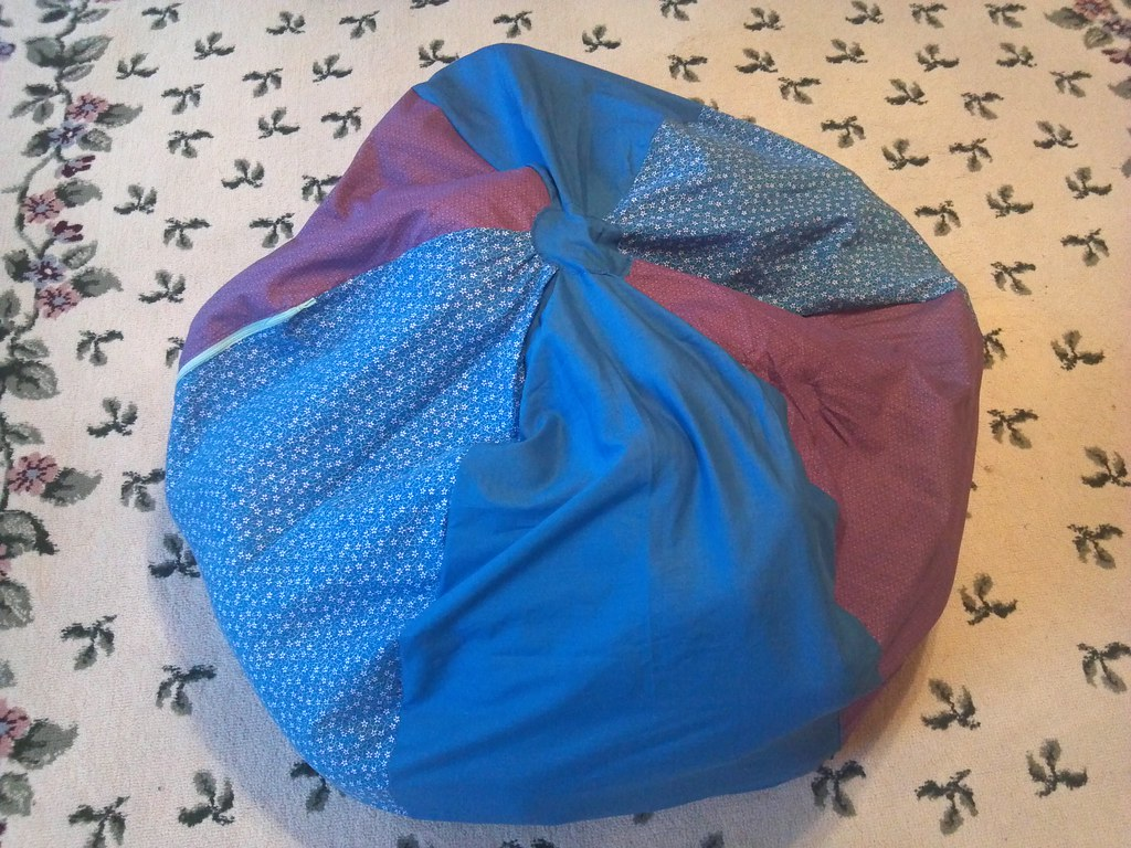 Swell Ic 1 Bean Bag Chair Full Of Stuffed Animals I Made A Bea Pdpeps Interior Chair Design Pdpepsorg