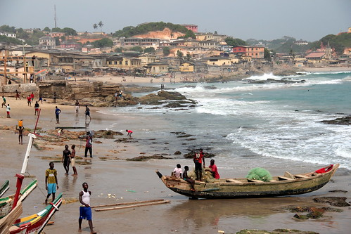 africa sea holiday boats coast fishing ghana elmina 2013 platinumheartaward bestcapturesaoi blinkagain