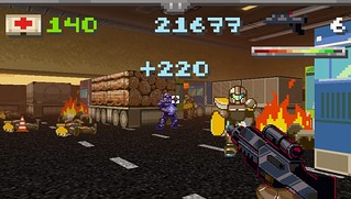 PlayStation Mobile: Gun Commando