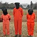 Close Guantánamo: Black hoods, orange jumpsuits and the White House