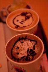 cup, sweetness, coffee, hot chocolate, drink, pink, caffeine,