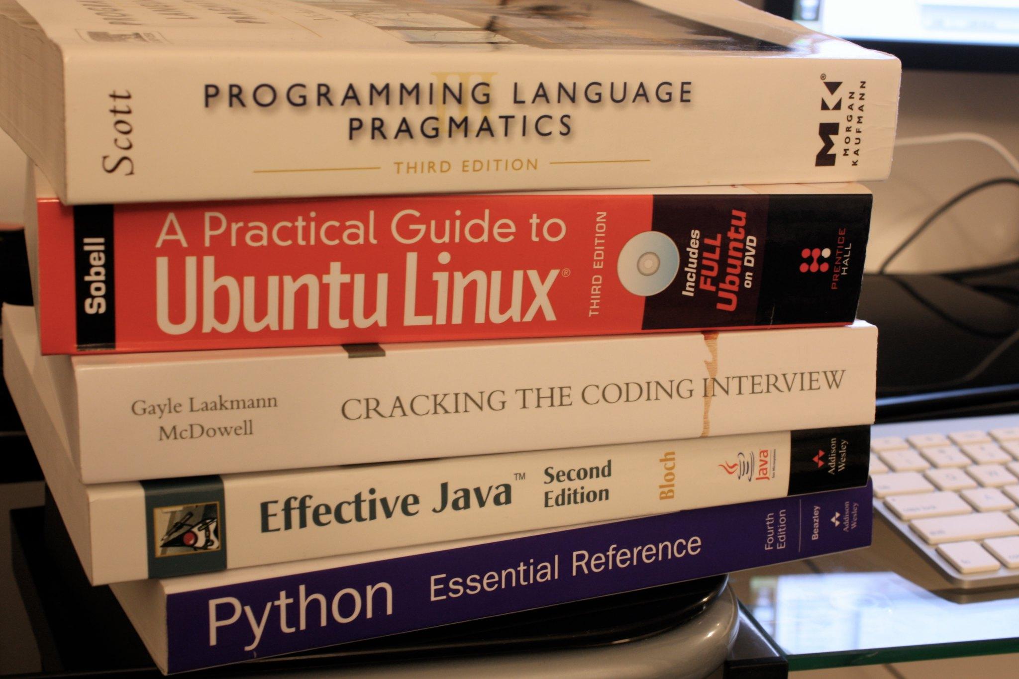 Books programing
