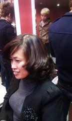 Dạy sấy tóc Hàn Quốc nhanh gọn đẹp Hair salon Korigami 0915804875 (www.korigami (3)