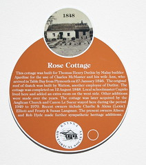 Photo of Brown plaque № 12065