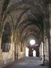 abbey, arch, monastery, architecture, ruins, vault, aisle, arcade, crypt,