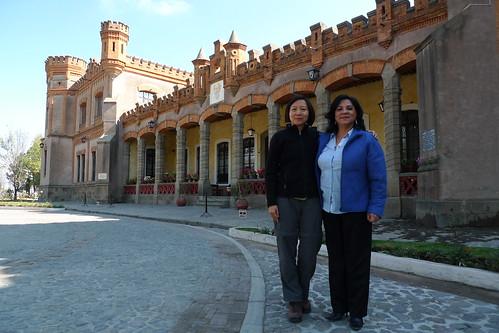 Hacienda Soltepec La Escondida - Huamantla, Mexico