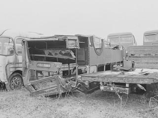 More Ben Jordan's scrapyard, Coltishall 1983 (c) Colin Apps