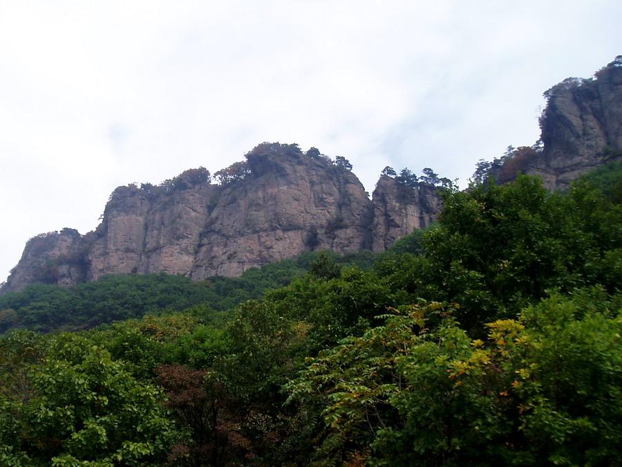 Huanren13Wunushan fortress