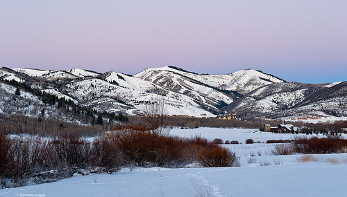 Before sunrise, Park City