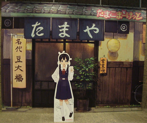 2013/01 たまこまーけっと 京都文化博物館 展示パネル