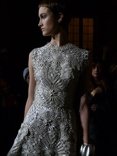 Oscar Carvallo, couture