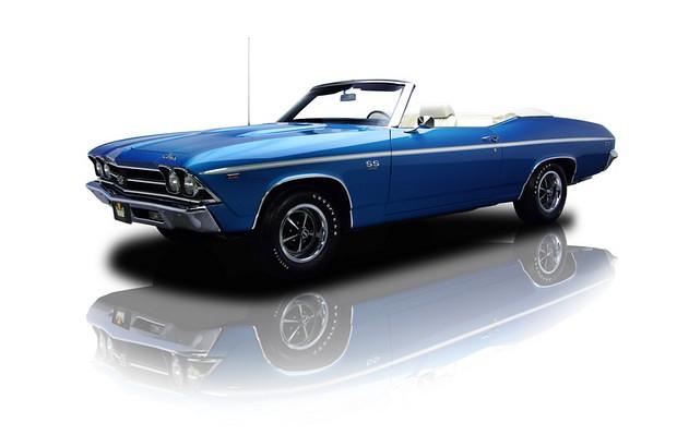 Chevelle Lemans Blue Paint Code
