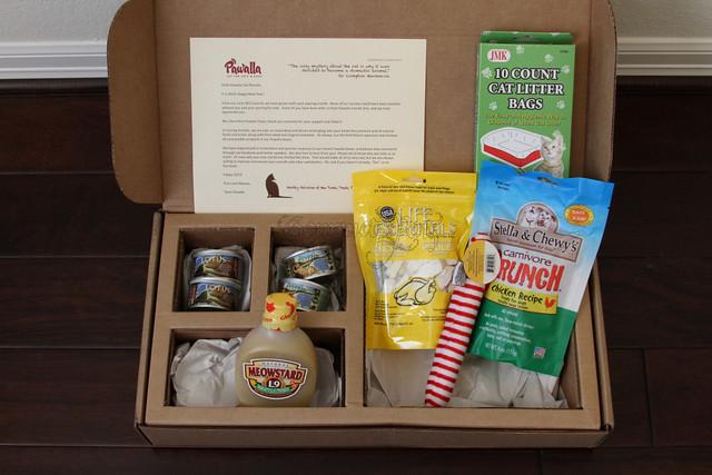 Pawalla Gift Box