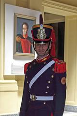 Casa Rosada Museum Guard