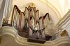 Órgano de Sol Mayor de la Iglesia de la Encarnación de Marbella
