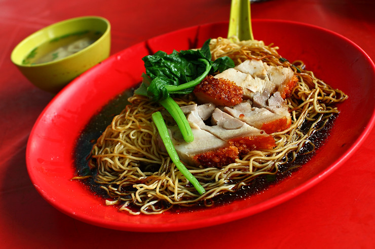 Hung Kee Roast-Pork-Wantan-Mee
