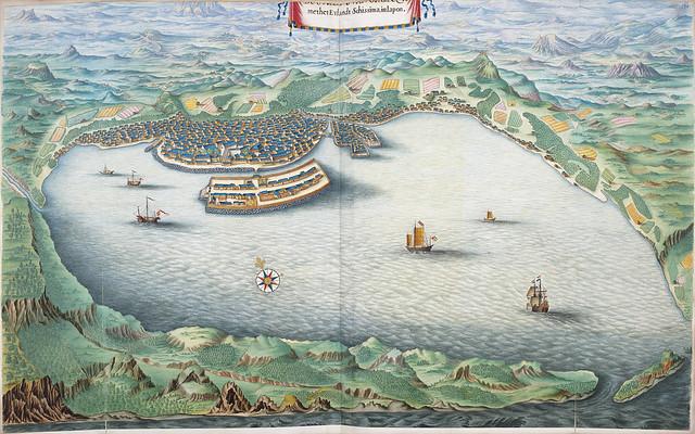 Japan (Dejima Island)