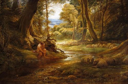 johnlinnell theglade naturalism yaleuniversityartgallery
