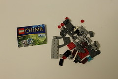 LEGO Legends of Chima Winzar's Pack Patrol (30251) Polybag