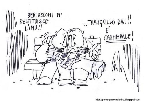 Promesse di Carnevale by Livio Bonino