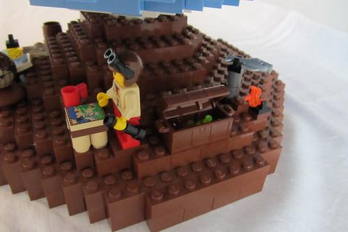 dirks LEGO globe - deco 04